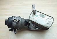 Корпус масляного фильтра 1.9CDTI  Opel Vectra C 2002-2008
