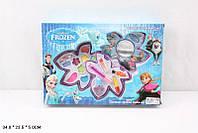 "Косметика ""Frozen"" тени, румяна, помада, блеск, лак, кисточка код: MY30088-C77"