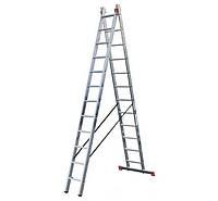 Лестница двухсекционная Dubilo KRAUSE (2x12)