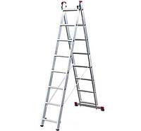Лестница двухсекционная Corda KRAUSE (2x8)