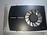 Вентилятор, кулер к видеокарте nVidia Quadro 2000 Б/У