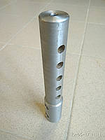 Крепление для роторной ременной мотоблочной косилки