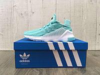 Крутые женские кроссовки Adidas Clima Cool мята