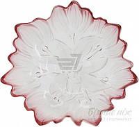 Салатник Walther Glass Sylvia Satin-Rose 30 см w2386