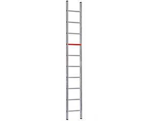 Односекционная приставная лестница Unomax Pro, 10 ступеней