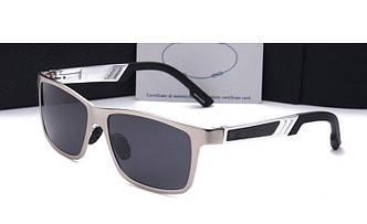 Солнцезащитные очки Prada (6560) silver SR-538