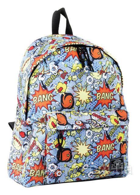 Рюкзак подростковый SP-15 Crazy 1 Вересня 553979