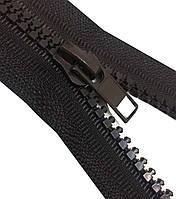 Застежки-Молнии  90см (ТРАКТОР Тип-5) разъемные, цвет № 570 темно-коричневый