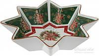 Салатник Lefard Новогодняя коллекция 17 см 586-215