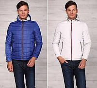 Куртка мужская двухсторонняя Alcott, р.L, XL, XXL (демисезонная)