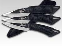 Набор  3 метательных ножей «Scorpion 2»