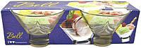 Набор креманок Bell 120 мл 2 шт Опытный стекольный завод