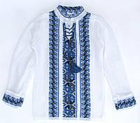 Вышиванка для мальчика 0126 (х/б)
