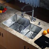 Кухонный смеситель Kraus KPF-1612, фото 2
