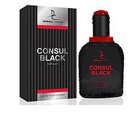 Вода туал. 'Dorall Collection' Consul Black 100ml М
