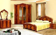 Спальня Олимпия перо орех