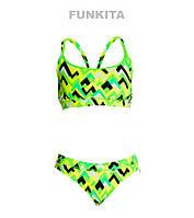 Распродажа! Женский раздельный купальник Funkita Tiptonic FS02