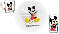 Набор детской посуды Luminarc Disney Mickey Colors 3 предмета L2124