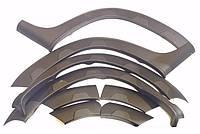 Расширители арок на рено дастер