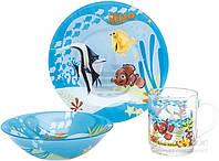 Набор детской посуды Luminarc Nemo C6877 3 шт