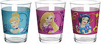 Набор стаканов Luminarc Didney Princess Royal 160 мл 3 шт.
