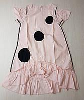 Платье с горохами легкое 1768