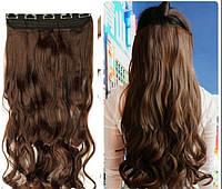 Волосы на заколках цвет  2/30 темно русый