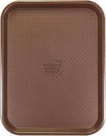 Поднос 35,5x45.5 cм ZBL-805 brown