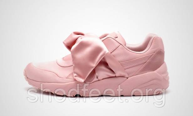 Женские кроссовки Puma x Fenty by Rihanna Bow Pink