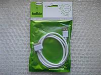 USB кабель Belkin для IPhone 3/ 3S/ 4/ 4S/ iPad 2/3/ iPod
