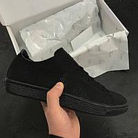 Кроссовки Puma Stampd Black. Живое фото. Топ качество (пума суед)
