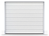 Гаражные секционные ворота RenoMatic 2020, белые