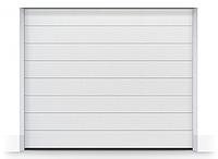 Гаражные секционные ворота RenoMatic 2020, белые, фото 1