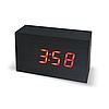 Часы VST 863-1 красные