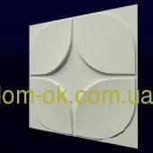 """Гипсовые 3D панели для стен """"Свипсы"""" Гипсовые 3D панели"""