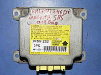 Блок управления аирбега MR309232 Mitsubishi galant