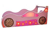 Кровать машина Лили серия Форсаж для детей и подростков, с бесплатной доставкой в Ваш город