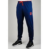 Спортивные мужские брюки ADIDAS 20633 темно-синие