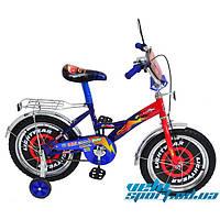 "Детский велосипед Mustang Тачки Cars 18"""