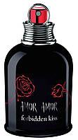 Оригинал Cacharel Amor Amor Forbidden Kiss 100ml edt Кашарель Амор Амор Форбиден Кисс
