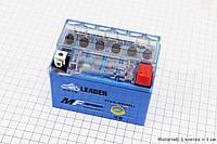 Аккумулятор 4Аh YTX4L-BS (гелевый) 113/70/85мм, 2018 (завод OUTDO)