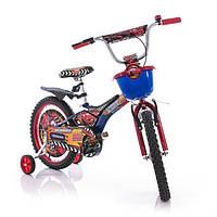 Велосипед для мальчиков Mustang Pilot Тачки 18 дюймов