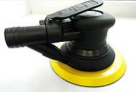 Пневмошлифмашина эксцентриковая 152мм 10000об /мин, с вытяжкой пыли