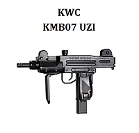 Пневматический пистолет KWC UZI KMB-07, фото 1