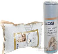 Набор матрас Roll Up Comfort 160x200 см и подушка Дормео Злата Классическая 50x70 см Dormeo