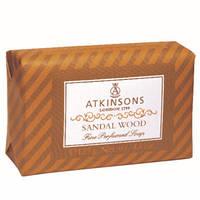 Мыло Atkinsons Sandal Wood 125 г.