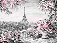 """Набор алмазной вышивки """"Красота Парижа"""""""