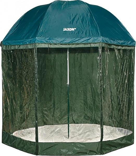 Рыболовный зонт-палатка Jaxon AK-PLX125XZ 250 cм.