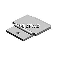 Сталеалюминиевая планка У1040УТ1