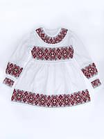 Платье для девочки 0808 (х/б)